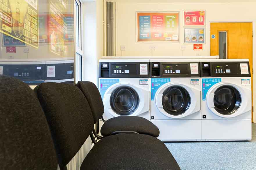 Simpsons Laundry Room image