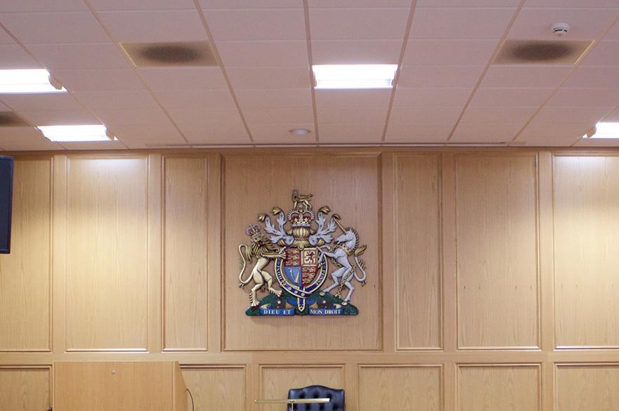 legal crest