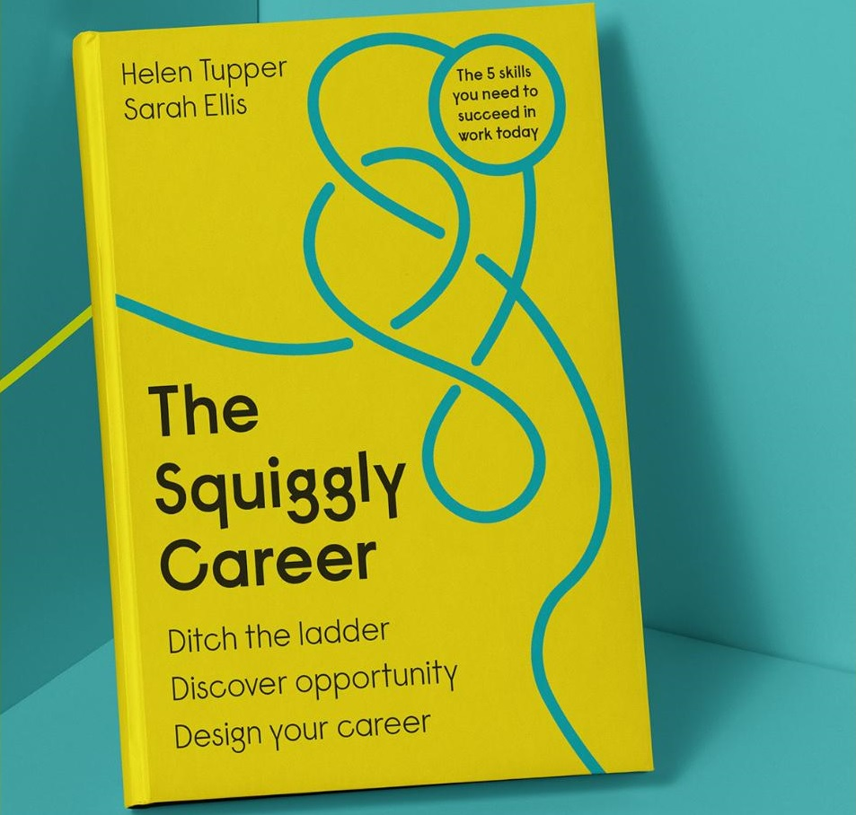 Squiggly Career book
