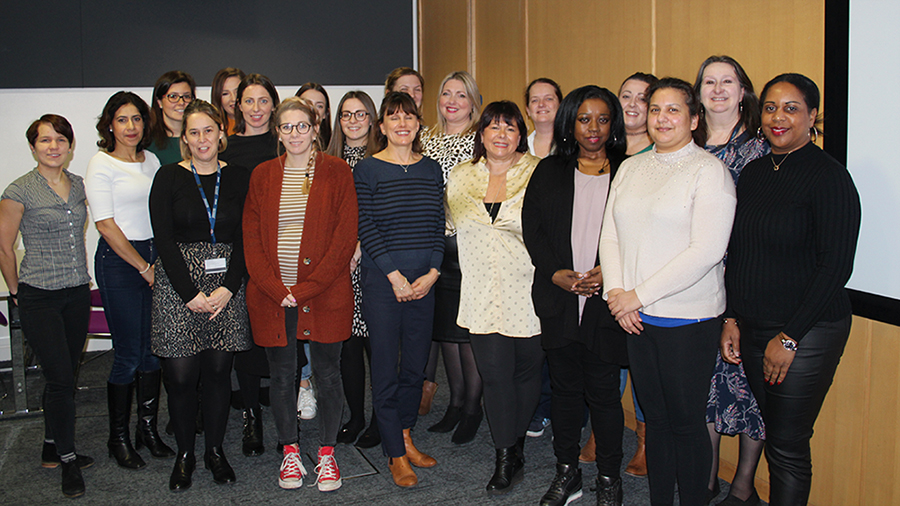 Women in Leadership course attendees –January 2020