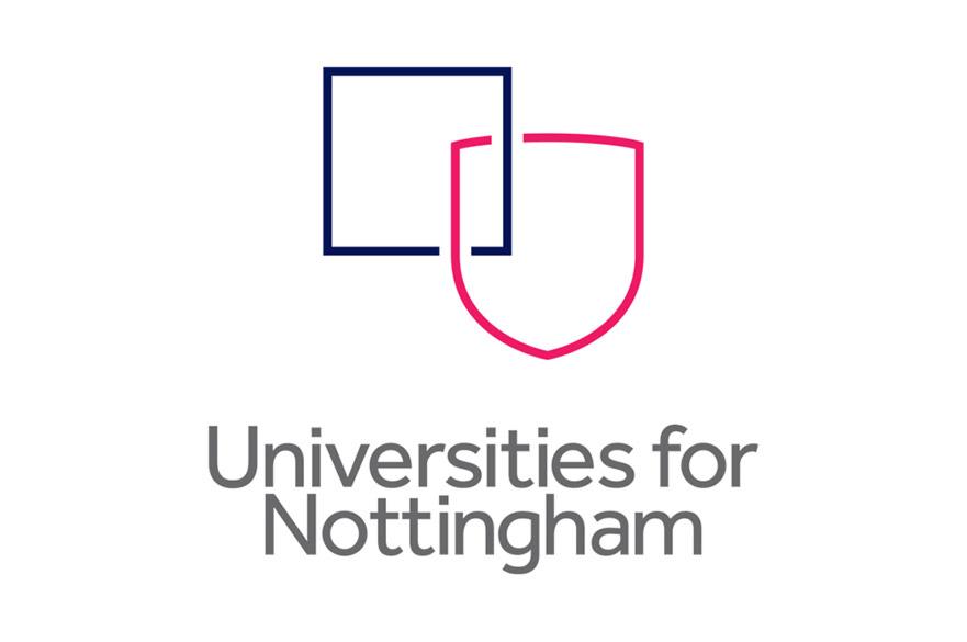 Universities for Nottingham logo