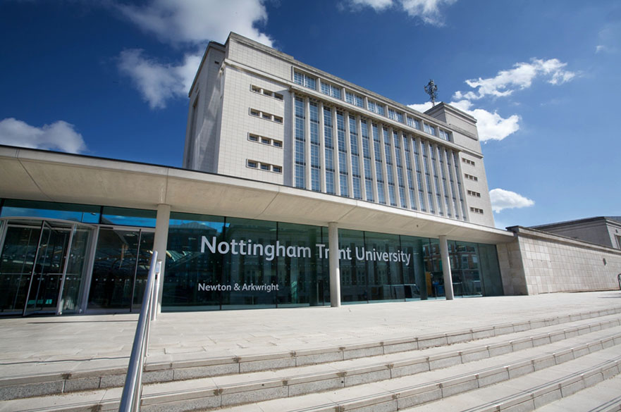 NTU Newton Arkwright Building