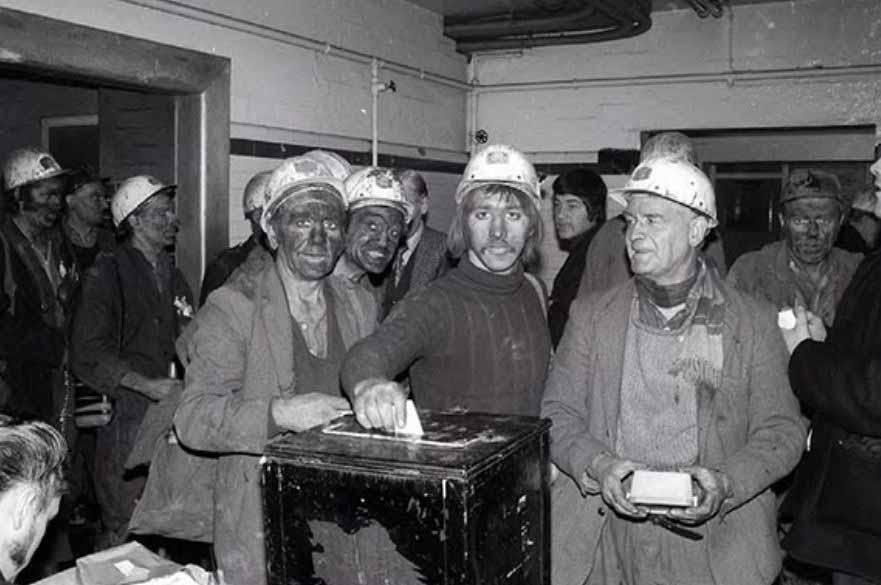 Coal, Community and Change