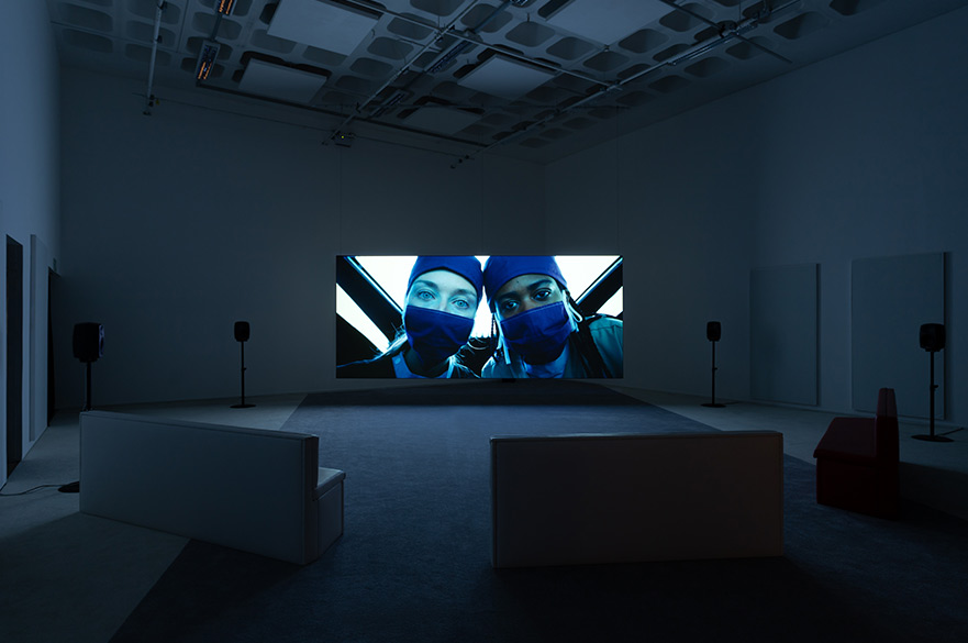 Sophie Cundale: The Near Room, October – December 2020. Image courtesy of the artist and Jules Lister.