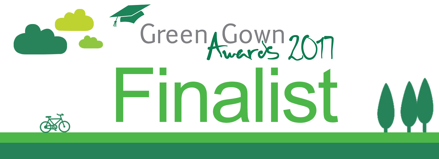 Green Gown Awards Finalist Banner