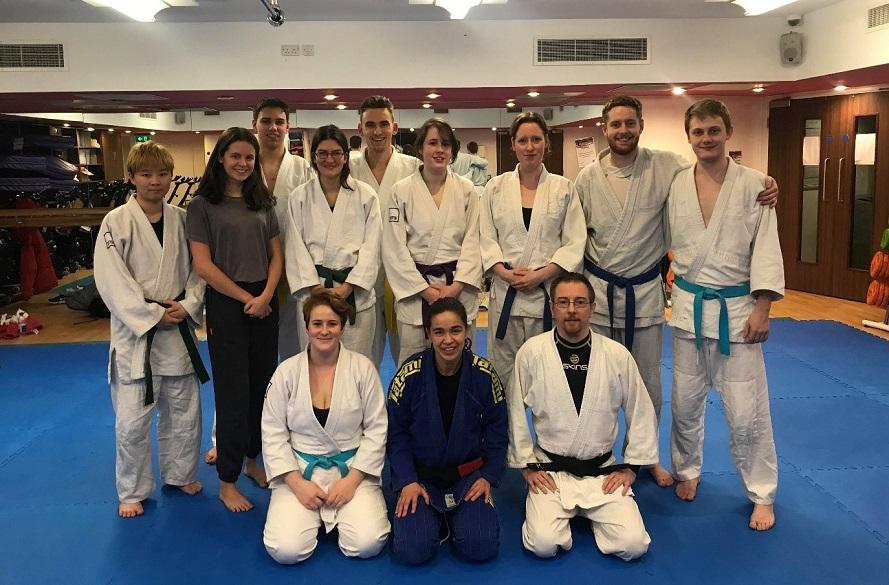Ju Jitsu Club
