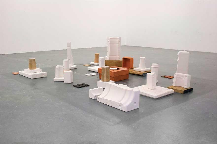 Katharina Fitz, Memory Palace, 2017.