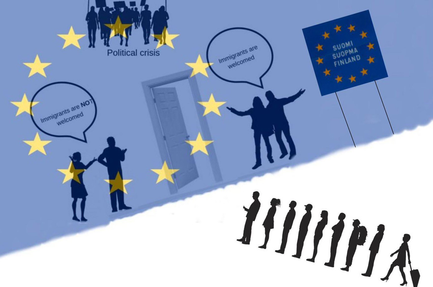 Amen Gokah - The Social-Political Perspective of Immigration Management within Europe- An Analysis of Finland's Immigration Institutional System