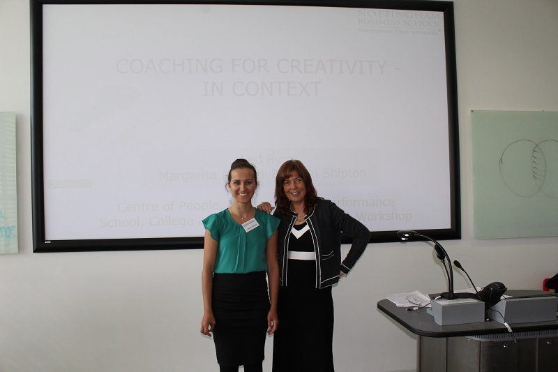 CPIP Coaching for Creativity in Context