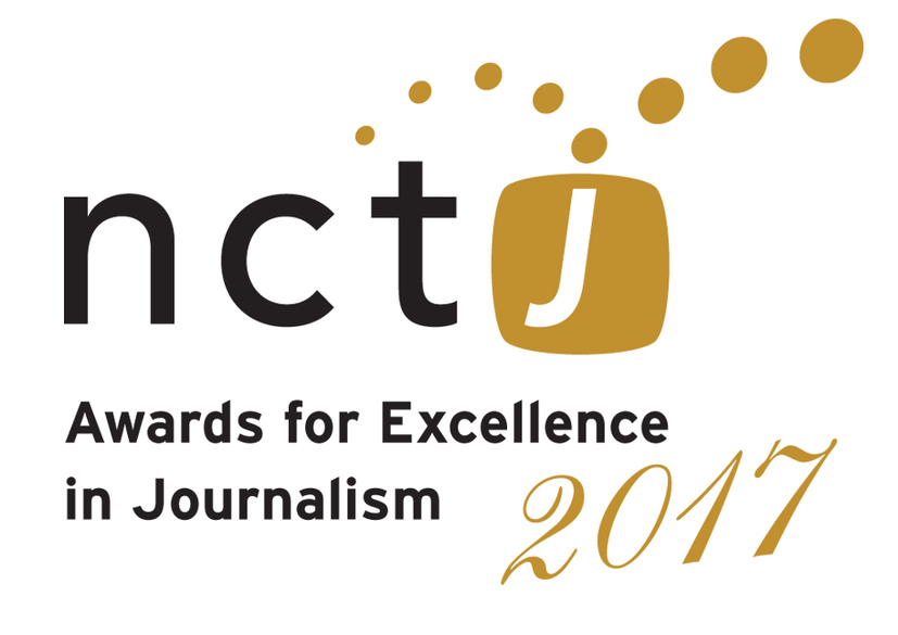 Logo for the NCTJ