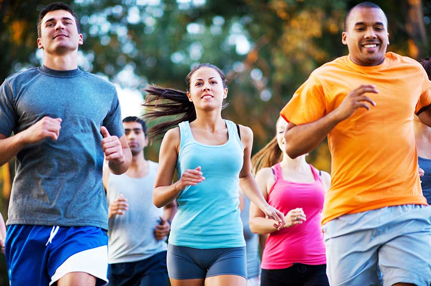 The study aims to discover the social reasons behind why people participate in parkrun events