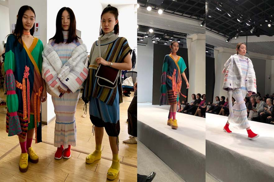 IFFTI finalist knitwear designs