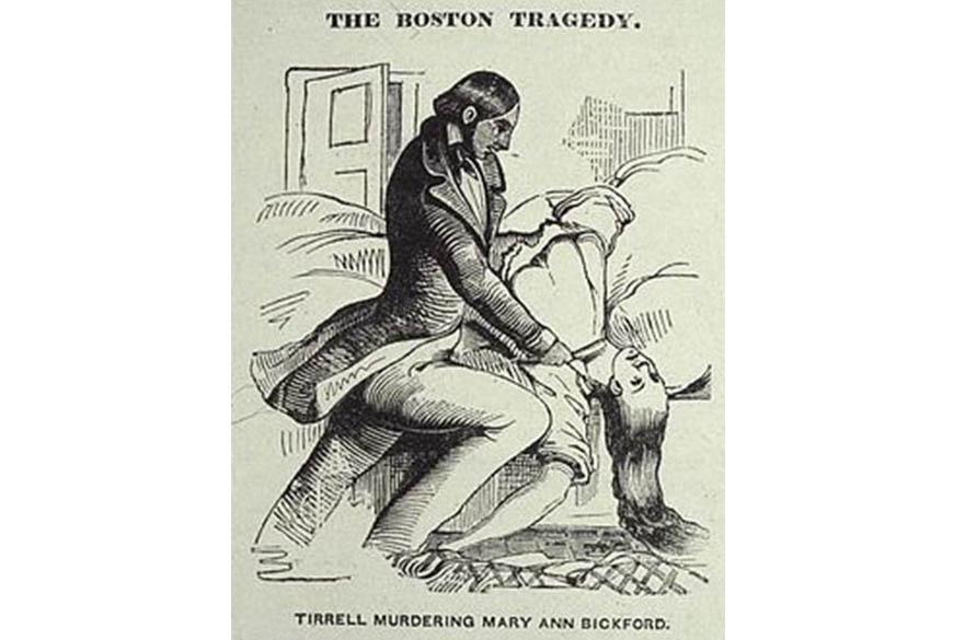The Boston Tragedy