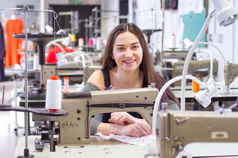 Nottingham Trent University student Sophie Watson