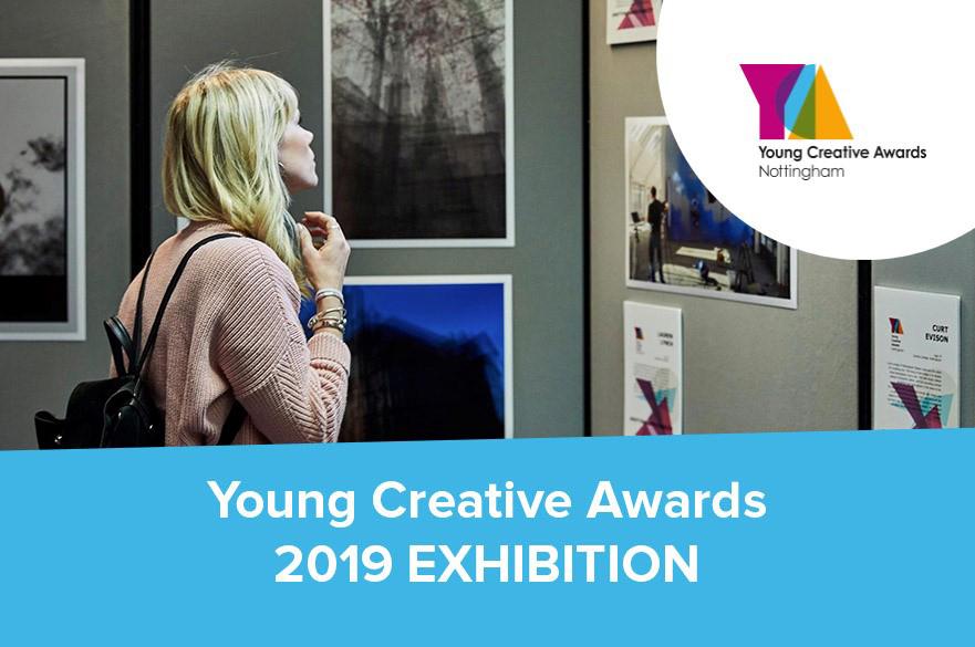 Young Creative Awards 2019 Exhibition