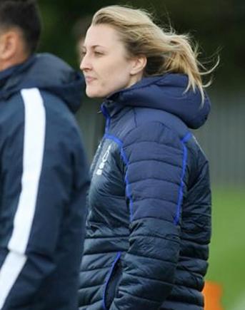 Becky football Coach