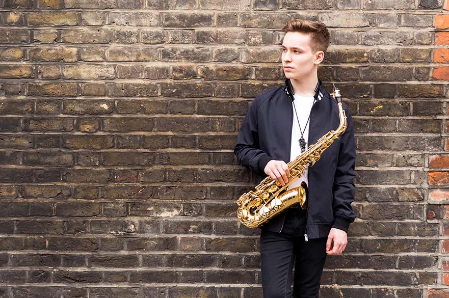 BBC Young Musician 2018 finalist Rob Burton