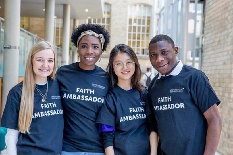 Faith Ambassadors