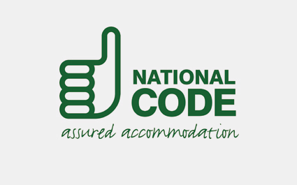 National Code logo