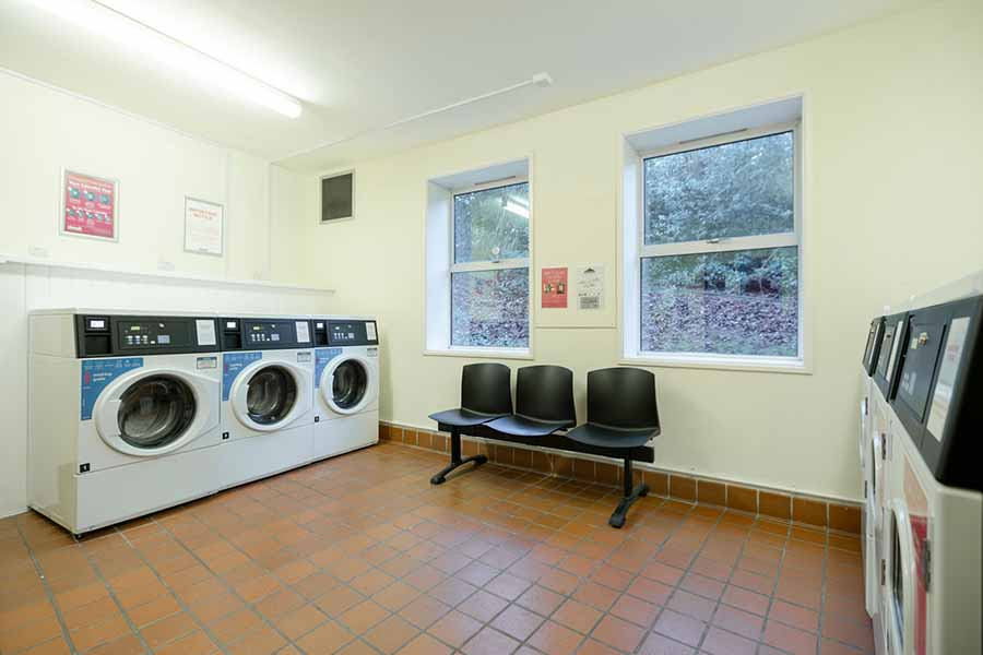 Blenheim Laundry Room image