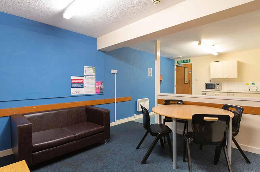 Norton Court Kitchen Living Area image