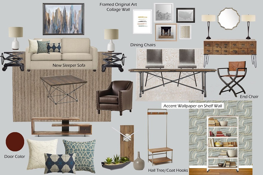 Interior Design for Beginners 15-17 Mx