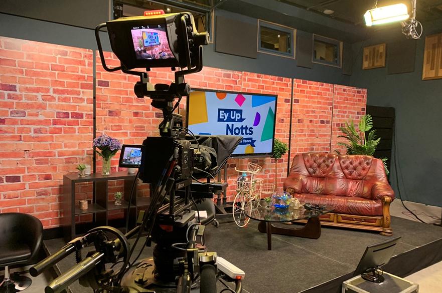 Notts TV Studio