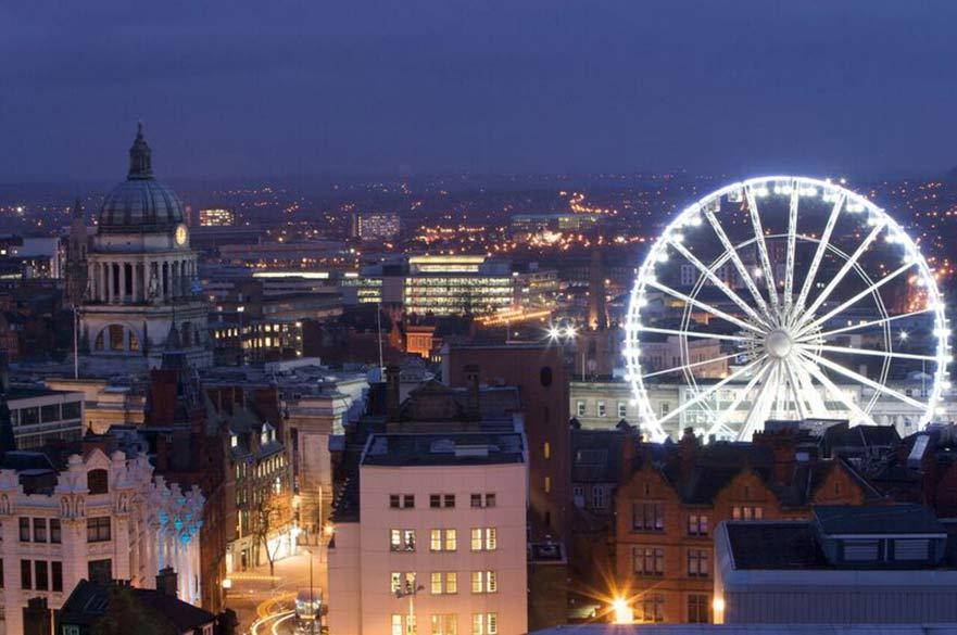 Nottingham Economic Performance