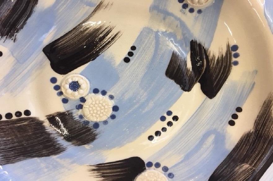 fine art pottery