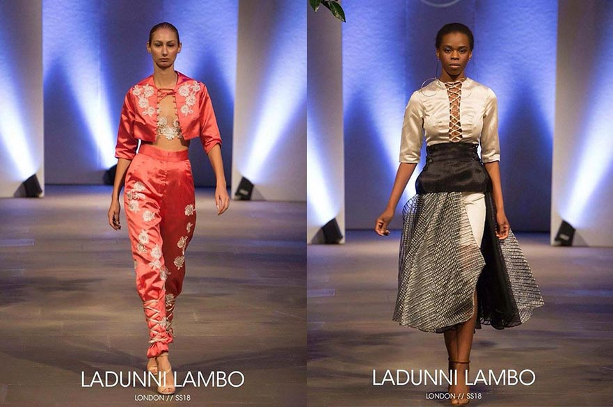 Ladunni Lambo LFW collection