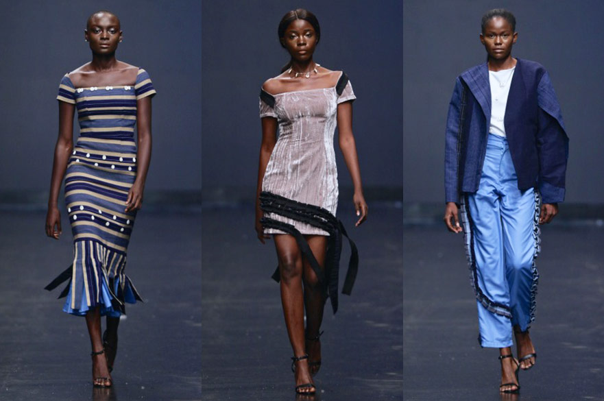 Lagos Fashion Week - Ladunni Lambo