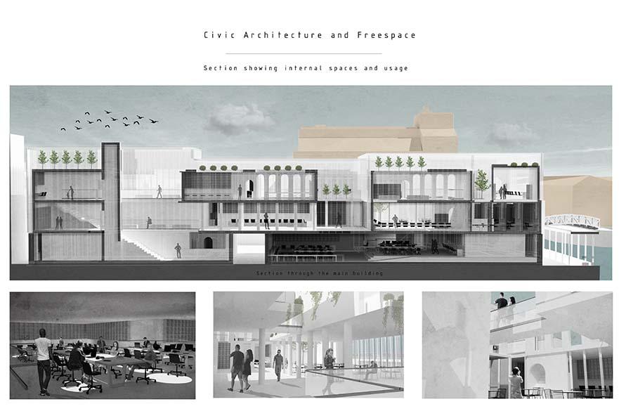 Panayiotis Ioakim, BArch Architecture