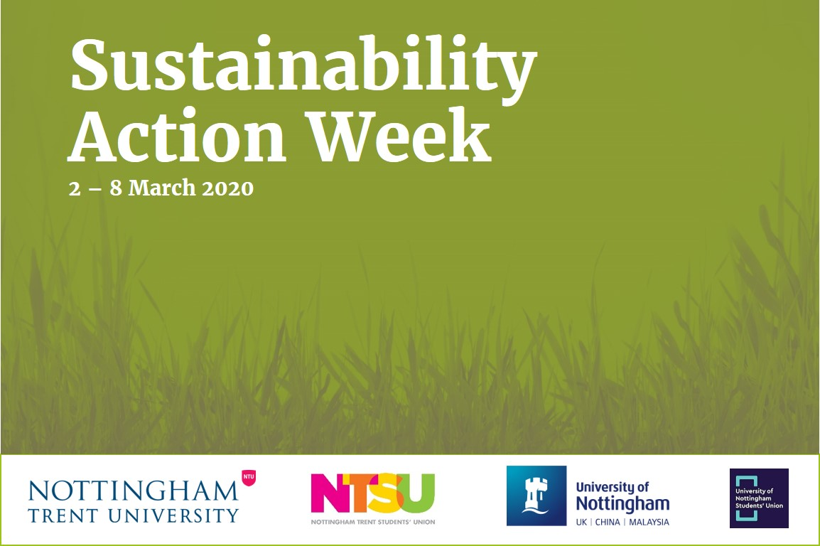 Sustainability Action Week1