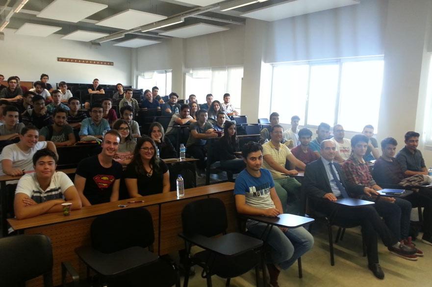 Civil Engineering students at IMU