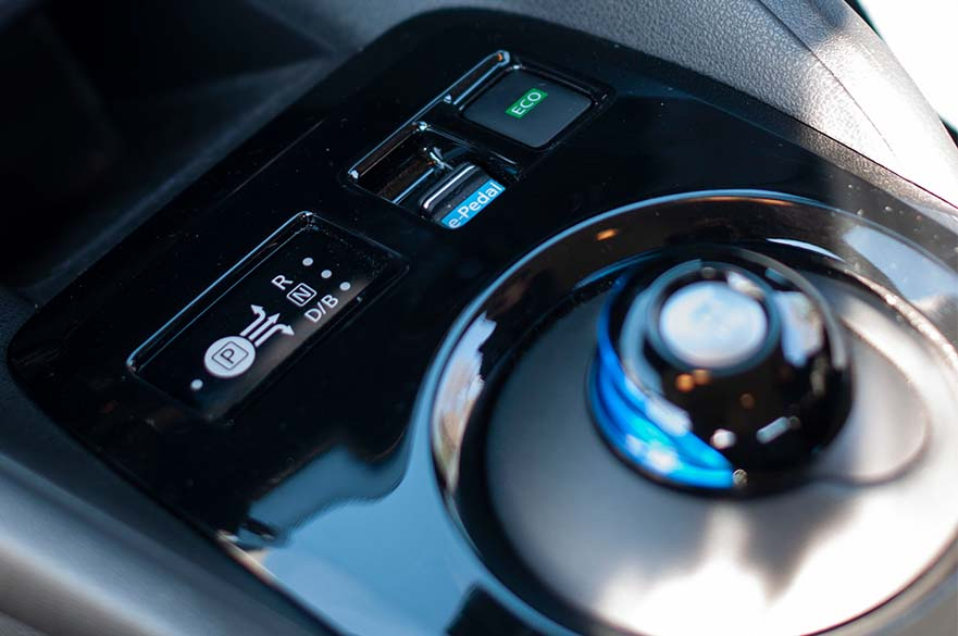 Car centre console technology