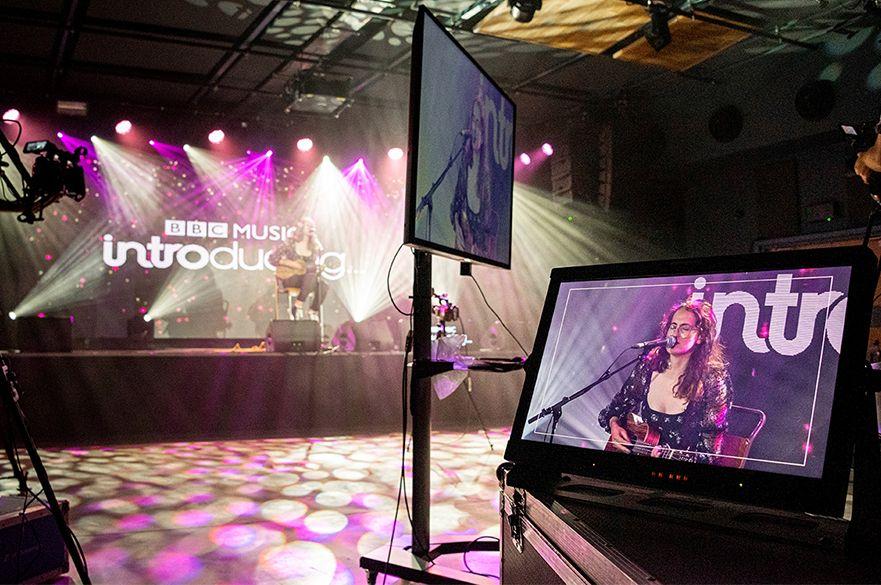 BBC Introducing at Metronome on Nottingham Trent University's Creative Quarter Campus.
