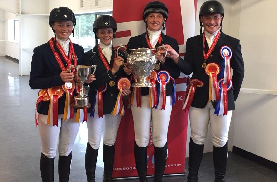 NTU Equestrian team