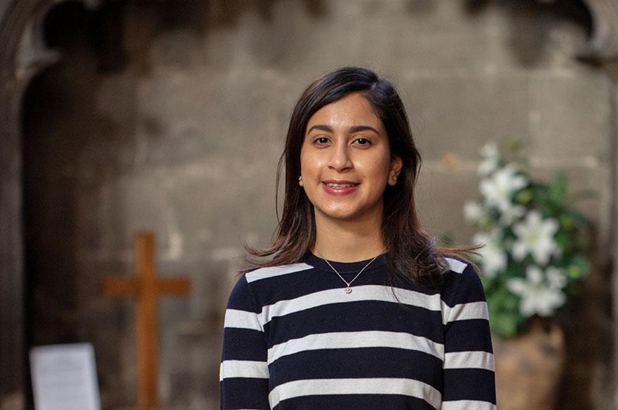 Taniya Khadri – Law student