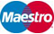 Maestro debit card logo