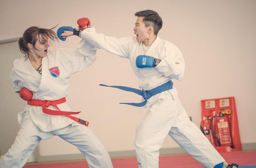 NTU Karate Varsity