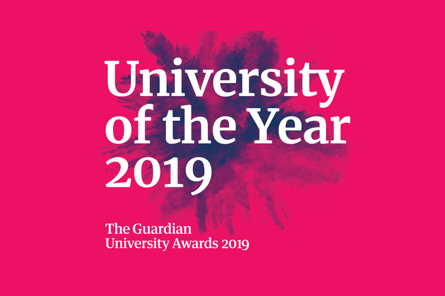 Guardian University of the Year 2019